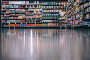 Commerce, Alimentaire